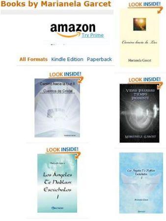 Todos los Libros de Marianela Garcet en Amazon